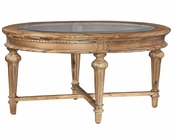 Oval Coffee Table Wellington by Hekman HE-23300