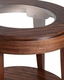 Oval End Table Keaton by Magnussen MG-T2536-07