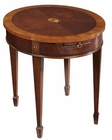 Oval Lamp Table Copley Place by Hekman HE-22502