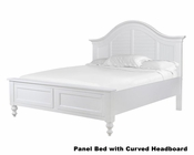 Panel Bed with Curved Headboard Cape Maye by Magnussen MG-B2819-55