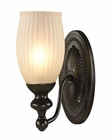 ELK Park Ridge Collection 1 light bath in Oil Rubbed Bronze EK-11650-1