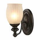 ELK Park Ridge Collection 1 light bath in Oil Rubbed Bronze - LED EK-11650-1-LED