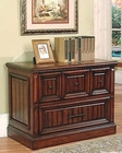 Parker House 2 Drawer Lateral File PH-BAR-475