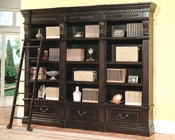 Parker House 3pc Museum Bookcases Palazzo PHGPAL-9030-3
