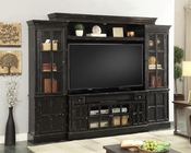 Parker House 62in TV Entertainment Center Wall Unit Concord PH-CON-162-4