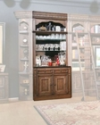 Parker House Aria 2 pc Bar Base & Hutch PH-ARI-465-2