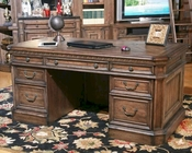 Parker House Aria Double Pedestal Executive Desk PH-ARI-480-3