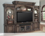 Parker House Aria Wall Entertainment Center PH-ARI-SET