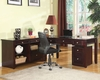 Parker House Boston Modular Home Office Set PH-BOS-MSET2