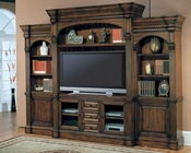 Parker House Entertainment Wall Unit Genoa PH-GEN-600-5WS