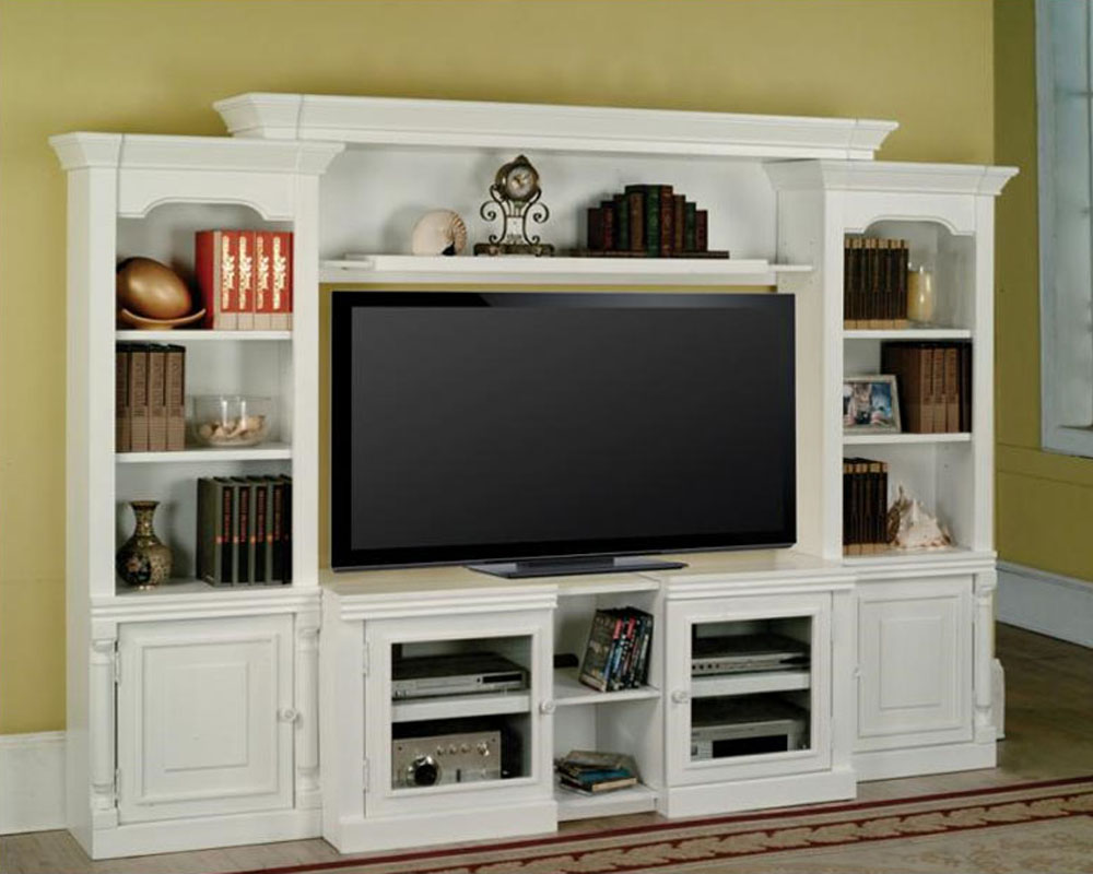 Parker house entertainment wall unit premier alpine phpal How to build an entertainment wall unit