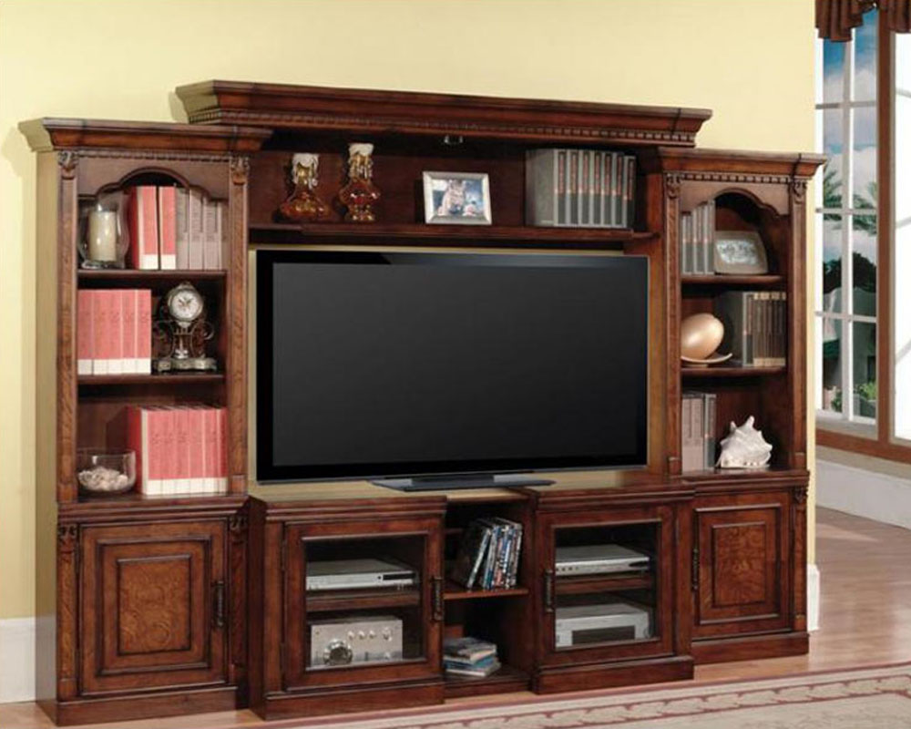Ordinaire Parker House Entertainment Wall Unit Premier Athens PH PAT100 4X