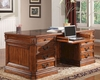 Parker House Executive Desk Grand Manor Granada PH-GGRA-9080-3