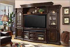 Parker House Furniture - Entertainment Centers