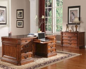 Parker House Home Office Set 1 Grand Manor Granada PH-GGRA-SET1