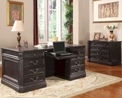 Parker House Home Office Set 1 Grand Manor Palazzo PH-GPAL-SET1
