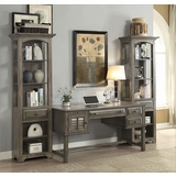 Merveilleux Parker House Home Office Set Wall Unit Austin