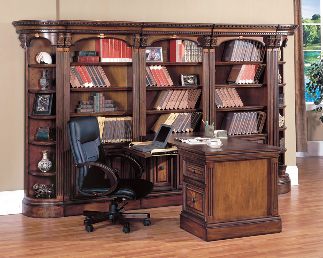 Parker house huntington home office furniture ph hun 2 Home office furniture philippines
