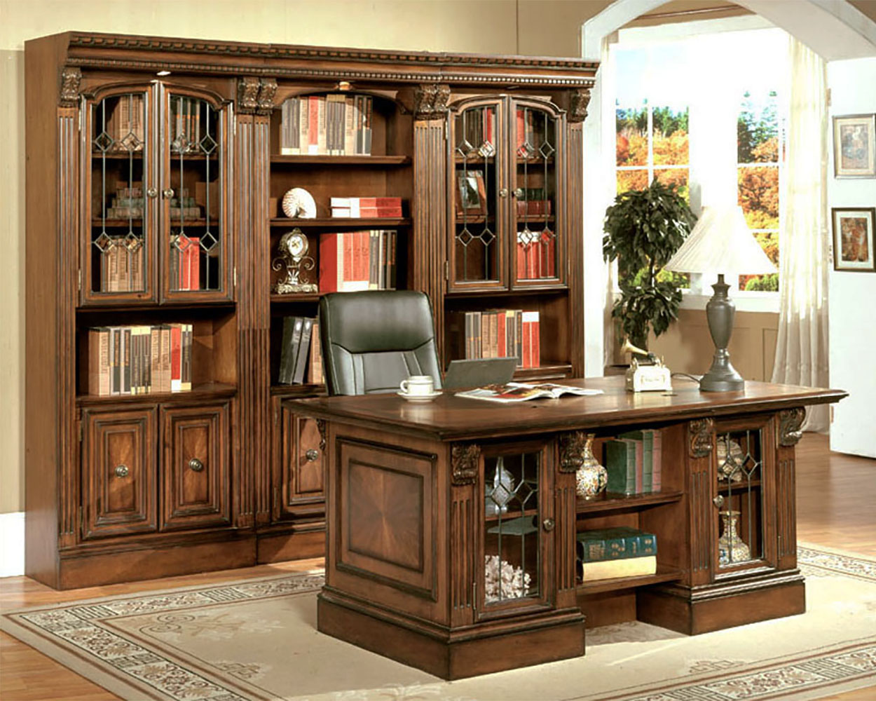 Parker house huntington home office furniture ph hun 6 Home office furniture philippines