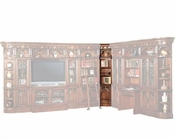 *Parker House Inside Corner Bookcase PH-BAR-455