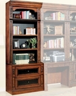 Parker House Leonardo 2pc Lateral File & Hutch PH-LEO-476-2