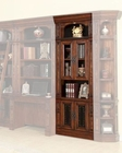 Parker House Leonardo 32in Glass Door Bookcase PH-LEO-440