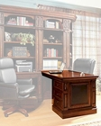 Parker House Leonardo Peninsula Desk & File PH-LEO-490-2