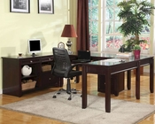 Parker House Modular Home Office Set Boston PH-BOS-MSET