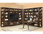 Parker House Modular Home Office Set Meridien PH-MER-SET3