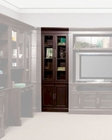 Parker House Stanford 32in Glass Door Cabinet PHSTA-440