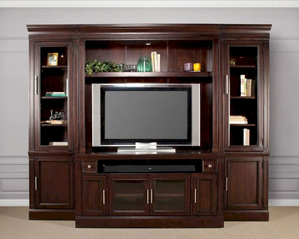 Parker House Stanford Entertainment Center PHSTA 412SET