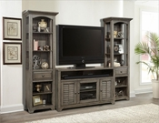 Parker House TV Entertainment Center Wall Unit Austin
