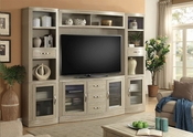 Parker House TV Entertainment Center Wall Unit Cosmopolitan