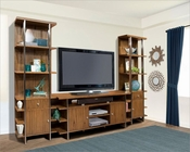 Parker House TV Entertainment Center Wall Unit Madison