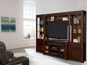 Parker House TV Entertainment Center Wall Unit Roanoke
