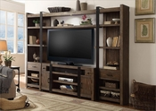 Parker House TV Entertainment Center Wall Unit Tribeca