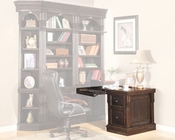 Parker House Venezia Peninsula Desk and File Cabinet PH-VEN490-2