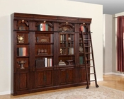 Parker House Wellington Bookcase Wall PHWEL-SET2