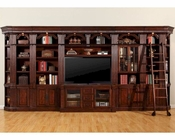 Parker House Wellington Entertainment Wall Set PHWEL-SET-E3