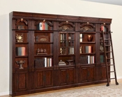 Parker House Wellington Library Bookcase Wall Set PHWEL-SET3