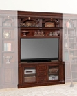 Parker House Wellington TV Console w/ Hutch PHWEL-405-412