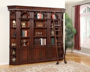 Parker House Wellington Wall Library Unit PHWEL-SET4