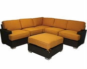 Patio Heaven Outdoor Sectional Set Santa Barbara HE-SB-SET