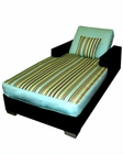 Patio Heaven Outdoor Single Chaise Santa Barbara HE-SB-C1