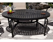Patio Round Table Miramar by Sunny Designs SU-4706-54C