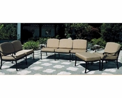 Patio Sofa Set Miramar by Sunny Designs SU-4706-Set