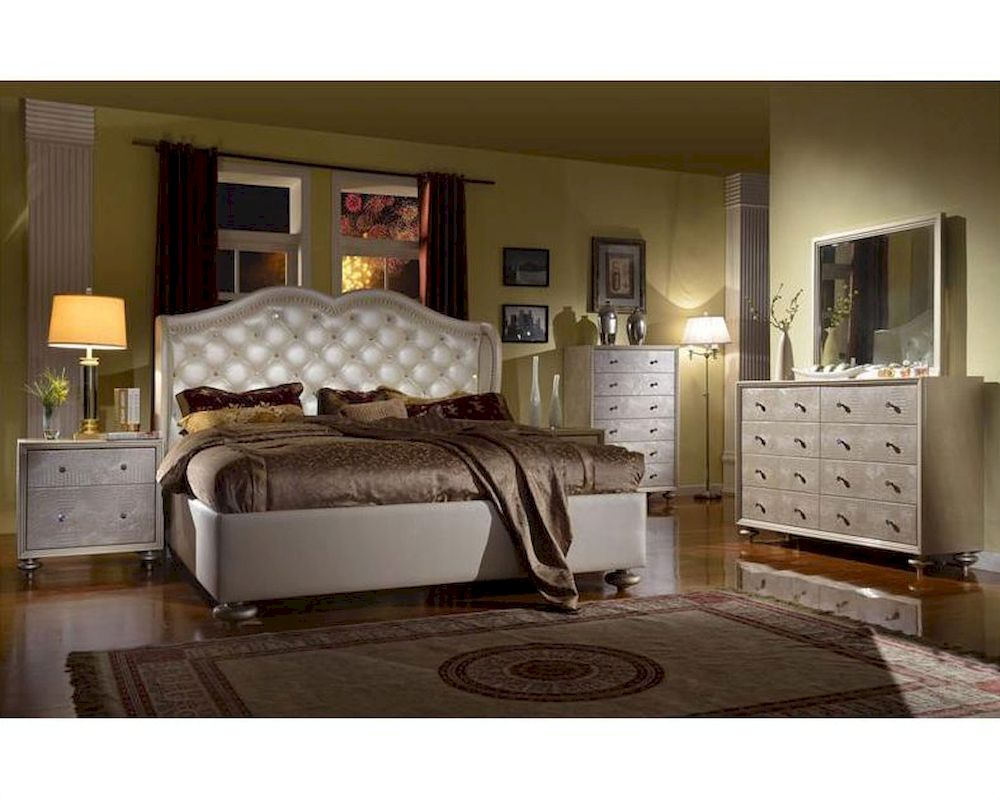 Pearl Bedroom Set MCFB1700SET