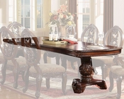 Pedestal Dining Table in Cherry MCFD6008-T