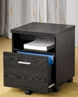 Peel Mobile File Cabinet with Shelf and Drawer CO800825