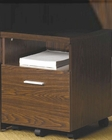 Peel Mobile File Cabinet with Shelf and Drawer CO800835